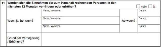 Wohngeldantrag ausfüllen + Anleitung   bis zu 190 Euro pro Person?! 14