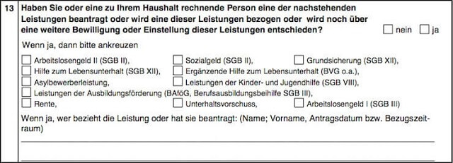 Wohngeldantrag ausfüllen + Anleitung   bis zu 190 Euro pro Person?! 16