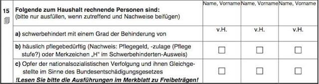 Wohngeldantrag ausfüllen + Anleitung   bis zu 190 Euro pro Person?! 18