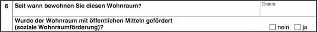 Wohngeldantrag ausfüllen + Anleitung   bis zu 190 Euro pro Person?! 8