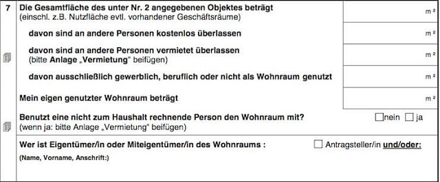 Wohngeldantrag ausfüllen + Anleitung   bis zu 190 Euro pro Person?! 10